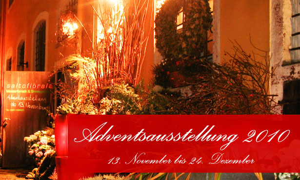 Adventsausstellung 2010