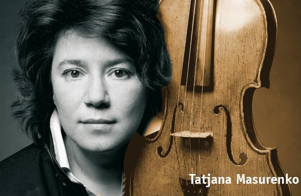 Tatjana Masurenko :: Foto: Thilo Nass