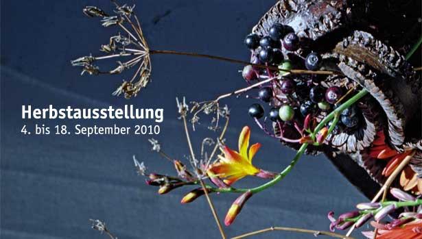 Herbstausstellung Floristik
